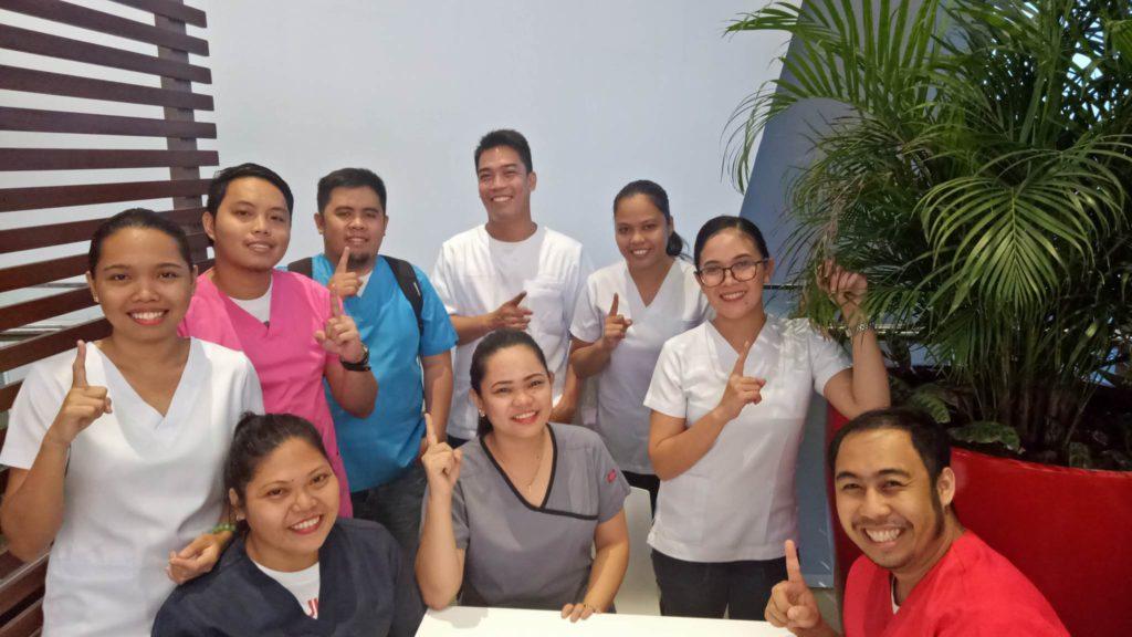 Pflegefachkräfte beim BRK